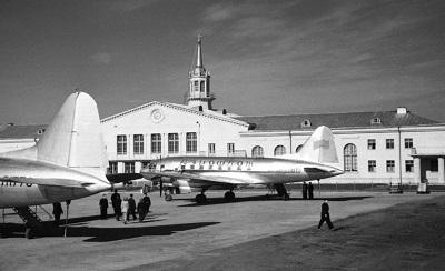 Аэропорт «Уктус» - история создания и современные реалии развития в XXI веке