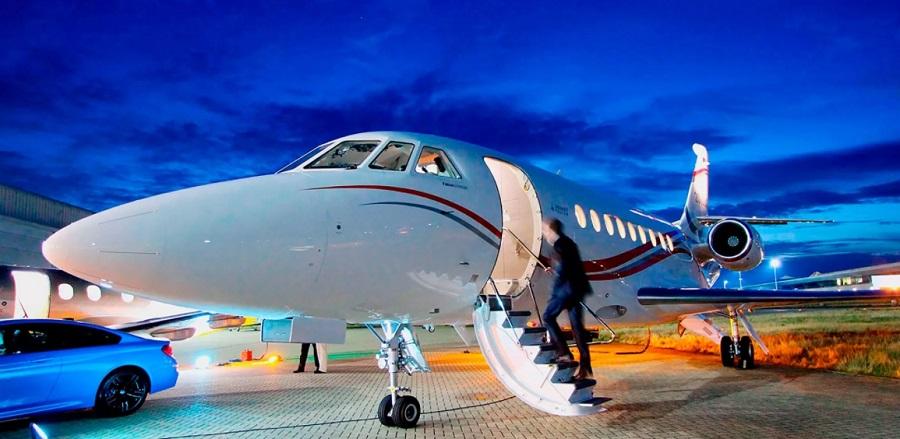 История создания бизнес-авиации в России