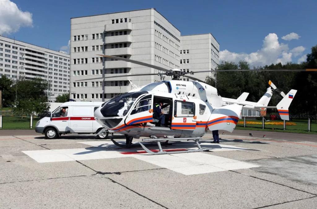 Услуги медицинской авиации в России – перелёты на самолётах и вертолётах
