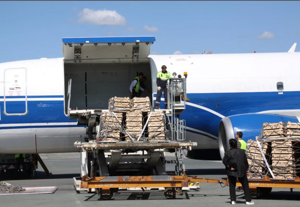Актуальное состояние авиагрузоперевозок в России в 2021 году