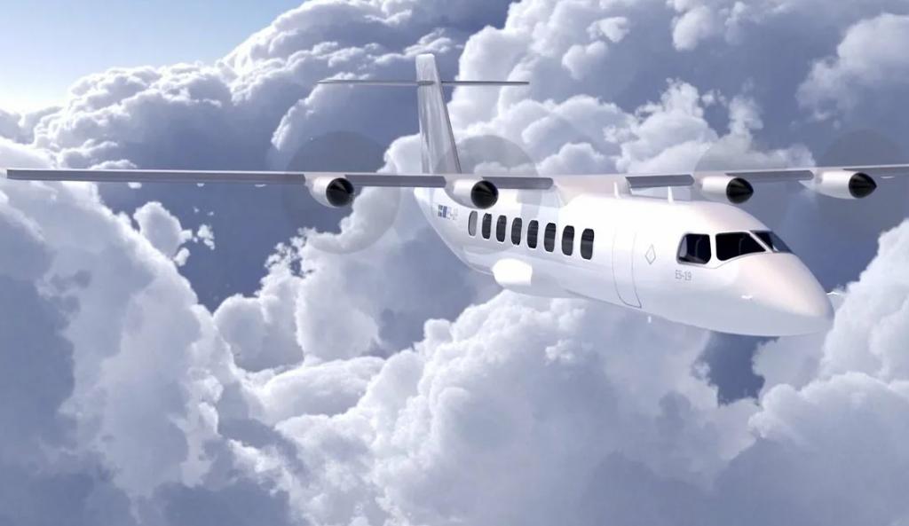 Наступление новой эры электрической авиации начнётся уже скоро